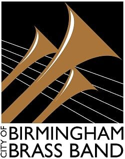City of Birmingham Brass Band Logo